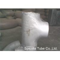 China ASTM A403 Stainless Steel Pipe Fittings Schedule 5S 10S 40S Reducing Tee NPS 1/2