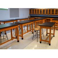 China Black Phenolic Resin School Laboratory Furniture Edging Strips Cabinet Body on sale