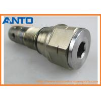 China Travel Motor Relief  Valve For Hyundai Excavator R225LC-7 For 3 Months Warranty wholesale
