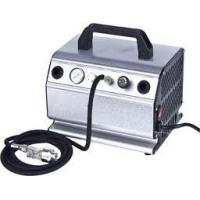 China Auto Stop Airbrush Tattoo Kit with Oil-less Piston Air Compressor and Cup 220 - 240V/50HZ wholesale