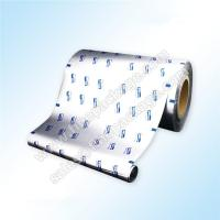 China High barrier silver food grade aluminium foil plastic film wholesale