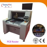 Quality Low Maintenance PCB Automatic Router Machine High Resolution CCD Video Camera for sale