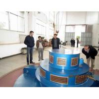 China Kaplan Hydro Turbine Fixed / Adjustable Blades With Generator And Speed Governor wholesale