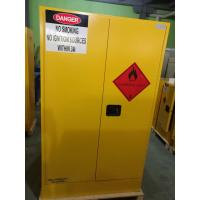 China Flammable Liquid Safety Storage Cabinets Combo, Fireproof  Safety Storage Cabinets 250Litre wholesale
