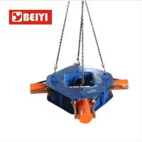 China Blue Or As Customer's Requested color steel Hydraulic static pressure square Pile Breaker for construction field use wholesale
