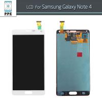 Buy cheap Capacitive Touch Screen Samsung Note 4 Digitizer Replacement With Frame 6 Month from wholesalers