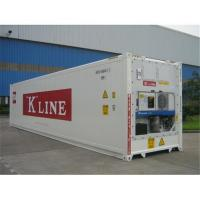 China Used Reefer Container / Fridge Shipping Containers Payload 22000kg Volume 28cbm wholesale