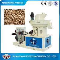 China High Efficiency Ring Die Pellet Machine 2ton/h Output wood pellet equipment wholesale