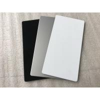Quality White Interior Wall Cladding Sheets , Anti - Rust Waterproof Cladding For for sale