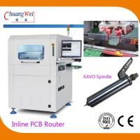 China High Precision Inline PCB Assembly Machine PCB Router With KAVO Spindle 60000 RPM wholesale