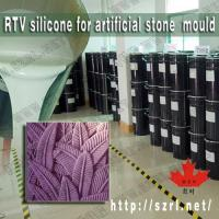 China silicone rubber for stone mold wholesale
