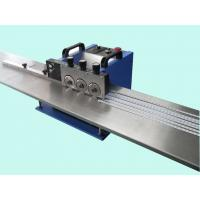 China PCB Depanelizer With High Speed Steel Blades For LED Strip Cutting on sale