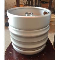 China Professional Durable 30L Draft Beer Keg For Storing Beverage And Beer wholesale