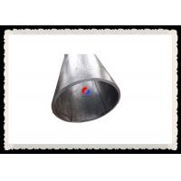Heating Treatment Furnace Graphite Cylinder PAN Based Thickness Customized