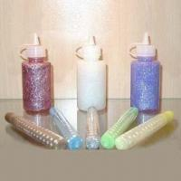 China Glitter Glue, Available in Various Colors and Sizes wholesale