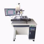 China 3D Fiber Laser Marking Machine , 3D Printer Laser Engraving Machine  For Pens wholesale