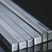 China Hot Rolled 304 316 Stainless Steel Square Bar / Rod For Building , Heat Resistant wholesale