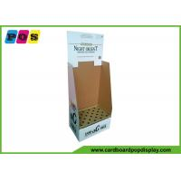 Printed Point Of Purchase Corrugated Dump Bin Display For Beer Promotion DB038