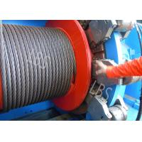 China professional Split lebus drum / Wire Rope Drum with spiral grooving wholesale