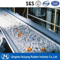 China Foundry industry heat resistant conveyor belting on sale