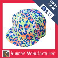 Wholesale Cheap Wholesale Leopard Print Snapback from china suppliers