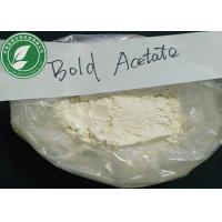 China Rapid Steroid Powder Boldenone Acetate For Fat Loss CAS 2363-59-9 wholesale