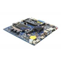 China Intel H110 Chipset 6 COM Ports Industrial Mini ITX Motherboard , LGA1151 micro itx motherboard wholesale
