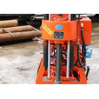 China Customized Hydraulic GK 200 Meters Depth Soil Testing Drilling Rig wholesale