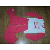 China Girl's Jogging Suit on sale