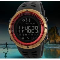 China Skmei Bluetooth Waterproof 50M Smart Sport Watches Compatible IOS and Android 1250 wholesale