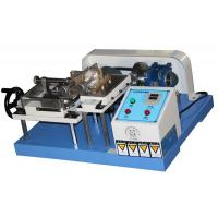 Buy cheap JIS-K 6328/6404.6 Leather Crumpling Resistance Test Machine from wholesalers