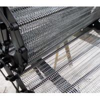 China Oven Factory Net Chain Conveyor Belt Flat Surface High Strength Custom Design wholesale