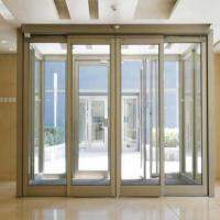 China Automatic Aluminium Sliding Doors wholesale