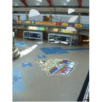 Quality Advertising Floor Graphics for sale