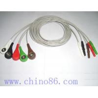 China DIN five lead ECG leadwire wholesale