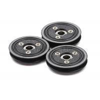 China Roller Guide HRA 88 Wire Guide Pulley Wheel With Bearing AL2O395% Material wholesale