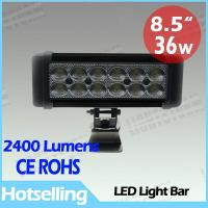 China 36W LED Light Bar, Work Light for SUV/ATV/Truck (LB-130) wholesale