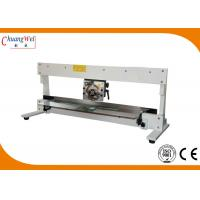China Manual PCB Depaneling Machine With 700mm Length Linear Blade wholesale