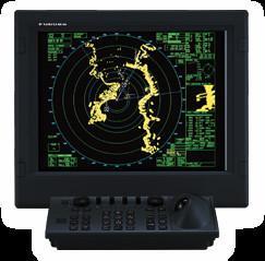 China FURUNO FAR2817 PRICE LESS 12Kw 96Nm 23.1 Inch Color Lcd Display Marine ARPA Radar less Antenna wholesale