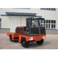 China Isuzu Engine Electric Side Loader Forklift 3000kg With Automatic Transmission wholesale