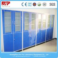 China Customized Tall Storage 2 Door Lab Vessel Cabinet Pharmaceutical Storage Cabinet wholesale