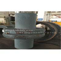 China AISI 4340 34CrNiMo6 40NCD3 SNCM439 Gear forged steel shaft  Q+T Heat Treatment  Rough Turned wholesale