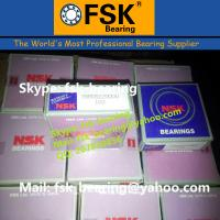 Quality NSK Air Conditioner Bearings 35BD5220DU / 35BD5220DF Angular Contact Ball for sale