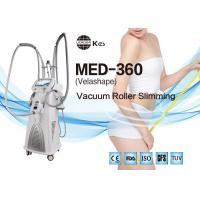 Buy cheap Vacuum Valeshape 40khz Roller Cellulite Massage Machine  Valeshape Body Shaping Machine from wholesalers