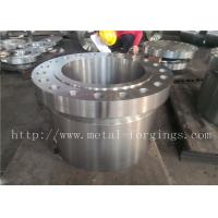 Quality Carbon Steel Flange Forgings Q + T Heat Treatment PN250 Class1500 WN RTJDN100 for sale