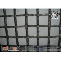 China 65Mn Crimped Wire Mesh | 15mm Wire Dia. Mining Sieving Screen wholesale