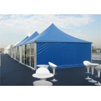 China High Quality China 10x10 Aluminum Frame Pop Up Gazebo Tent Pagoda Tents wholesale