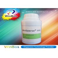 Winsperse 5090 pigment modifying agent for making pigment use