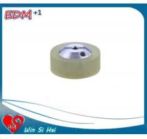 China N401 6EC100A747 Makino EDM Urethane Tension Roller 33.5*11.5 wholesale
