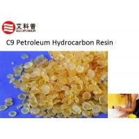 China Dark Beads C9 Petroleum Resins Applied In Rubber Mixing wholesale